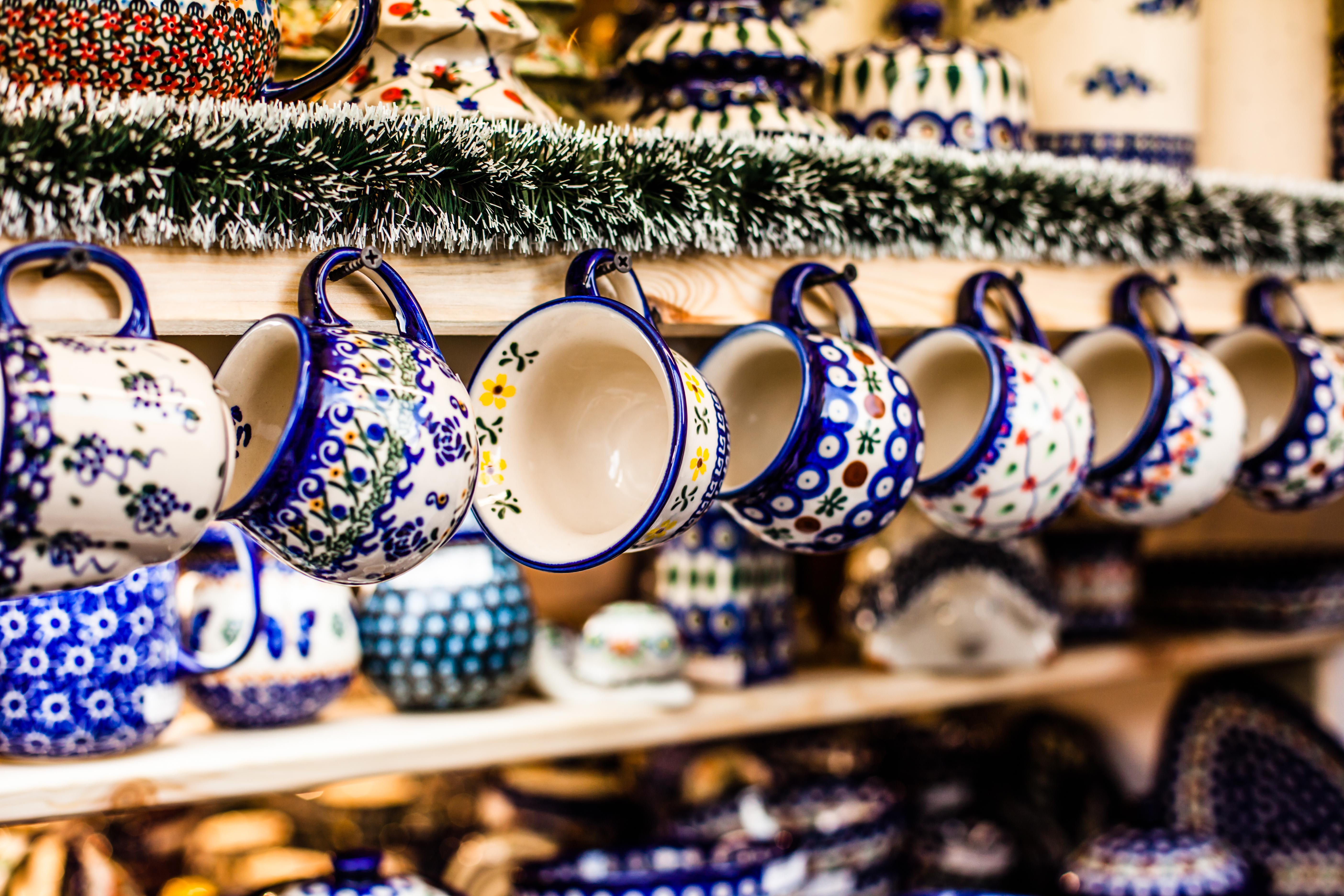 Polish Pottery Mug The Top 10 Most Colourful Ceramic Mugs